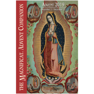 The Magnificat Advent Companion