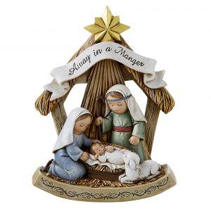 Little Nativity Statue