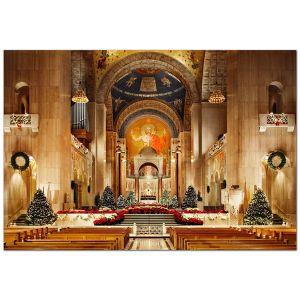 Basilica Upper Church Christmas Cards