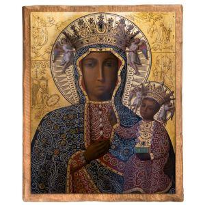 Our Lady Czestochowa Icon