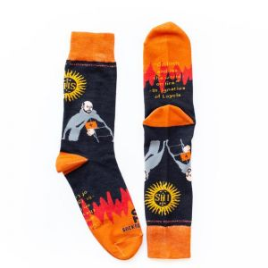 Saint Ignatius of Loyola Socks