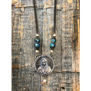 Our Lady of Guadalupe Necklace
