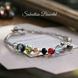Salvation Crystal Bracelet