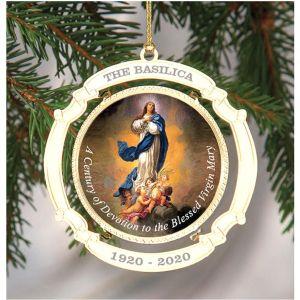 The Basilica Anniversary Ornament