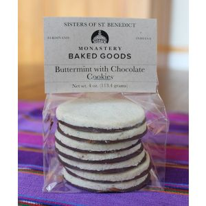 Sisters of S.Benedict Buttermint Chocolate Cookies