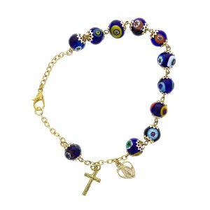 Murano Glass Gold Bracelet