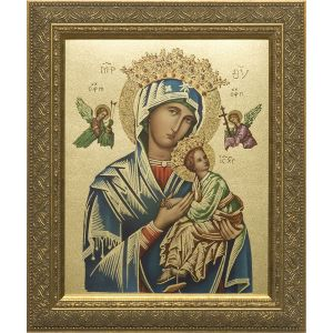 Our Lady of Perpetual Help 8x10