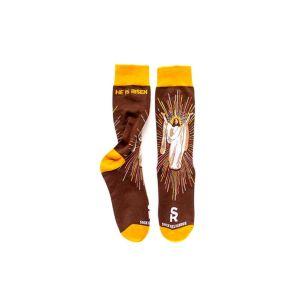 Resurrection of Christ Socks