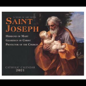 Saint Joseph Calendar 2021