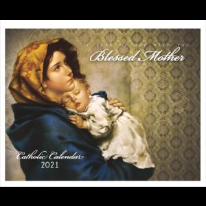 Blessed Mother Calendar 2021