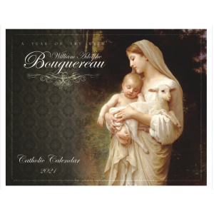 Bouguereau Calendar 2021
