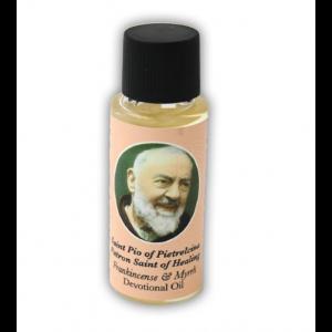 Padre Pio Devotional Oil