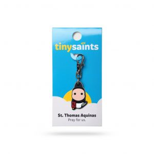 St Thomas Aquinas Tiny Saints