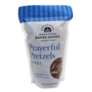 Sweet Prayerful Pretzels