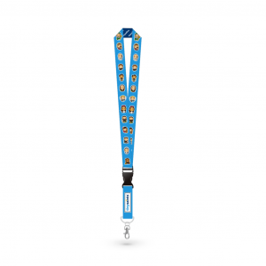 Tiny Saints Lanyard
