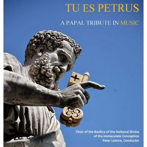 Tu Es Petrus Shrine CD