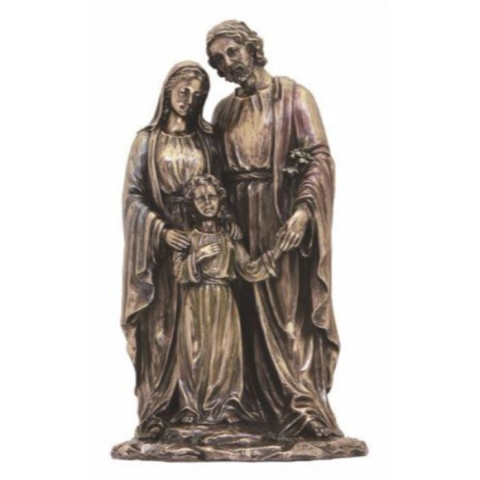 holy family bronze statue 10