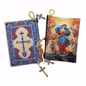Undoer Of Knots Pouch