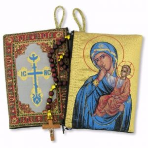 Virgin Tender Tapestry Pouch
