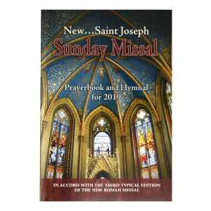 2019 St. Joseph Sunday Missal