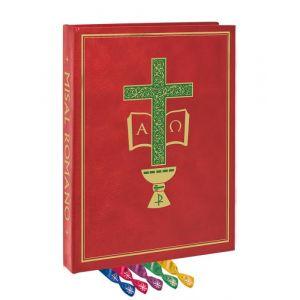 Misal Romano (Roman Missal Chapel Ed - Spanish)