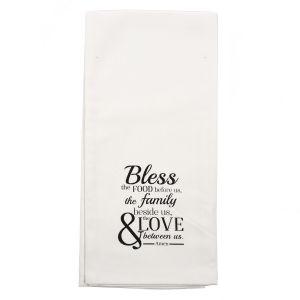 Bless This Food Tea Towel