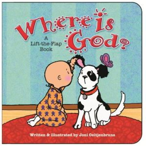 Where is God Flap Book