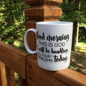 This Is God Mug