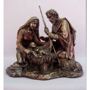 "Bronze Nativity 9"""