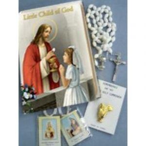 Girl's First Communion Gift Set
