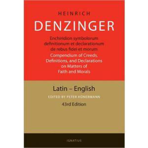Denzinger Enchiridion symbolorum