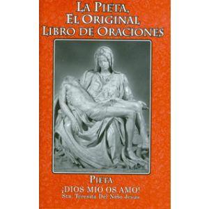 Sm Pieta Prayerbook Eng/Span
