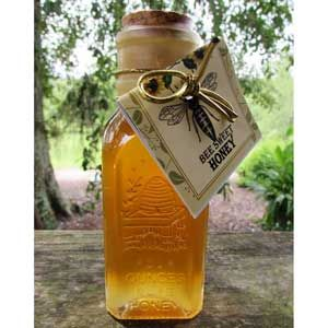 4 oz. Queen Bee Natural Honey