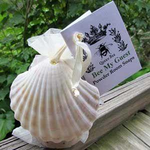 Jojoba Soap Shell (Lavender)