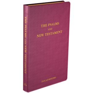 Psalms and New Testament