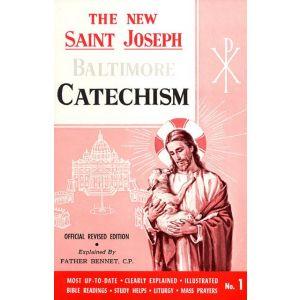 St. Joseph Baltimore Catechism 1