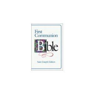 Boy's First Communion Bible