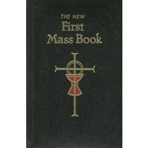 First Mass Book Black
