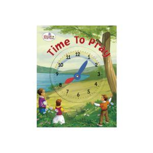 Time to Pray Clock Book