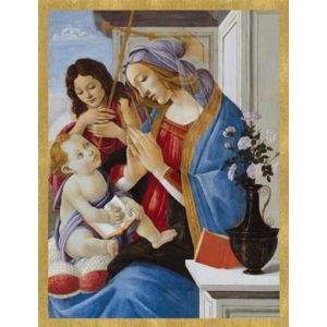 Madonna & Child Christmas Cards (12 Cards)