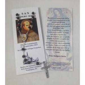 San Junipero Serra Rosary Espanol