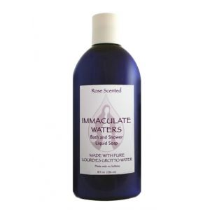 ACM88 Lourdes Water Liquid Soap- Rose