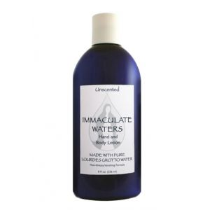 Lourdes Water Lotion-Unscented