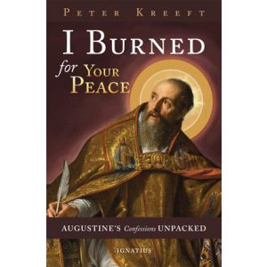 I Burned for Your Peace by Peter Kreeft