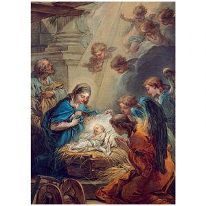 ACM71 The Nativity Christmas Cards (10 Cards)
