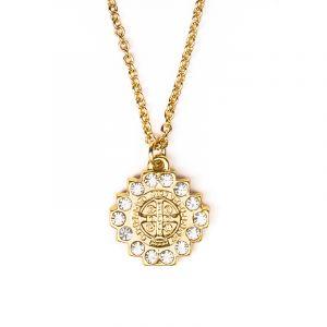 ACM4 Brilliance Crystal Necklace