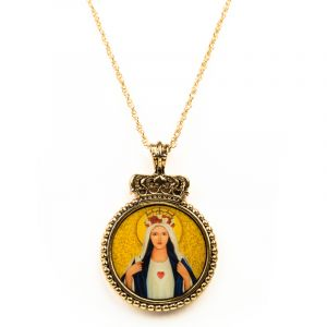 Immaculate Heart Necklace