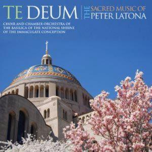 Te Deum Sacred Music P. Latona