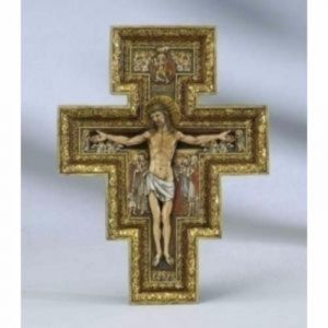 """San Damiano Cross - 18"""""""