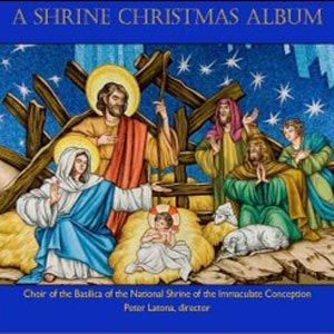 A Shrine Christmas Album CD